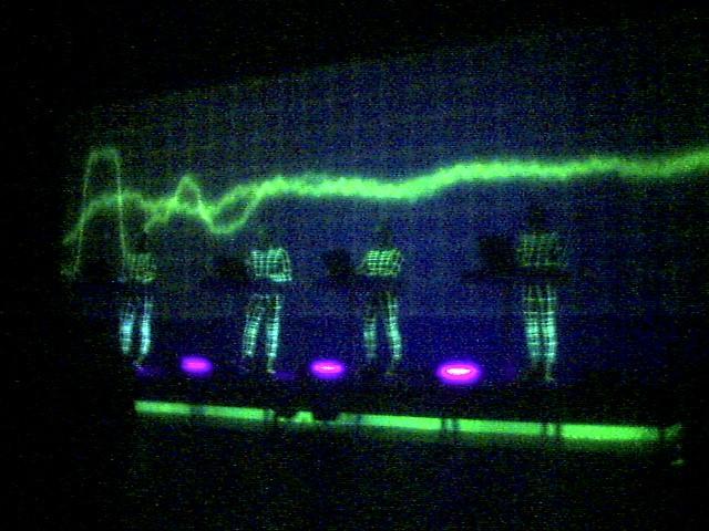 Kraftwerk Elektro Kardiogramm