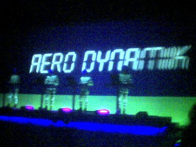 Kraftwerk Areo Dynamik