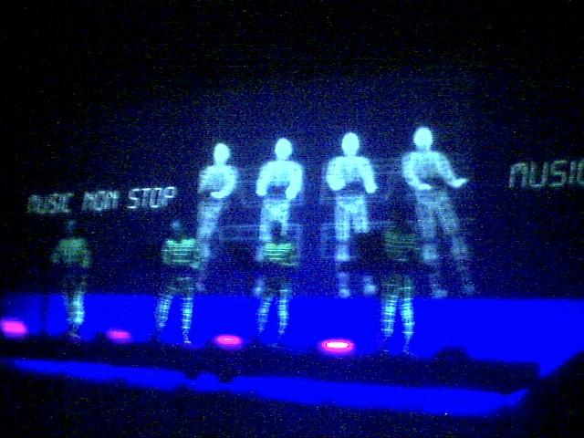 Kraftwerk Musique Non Stop