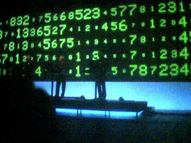 Kraftwerk Numbers