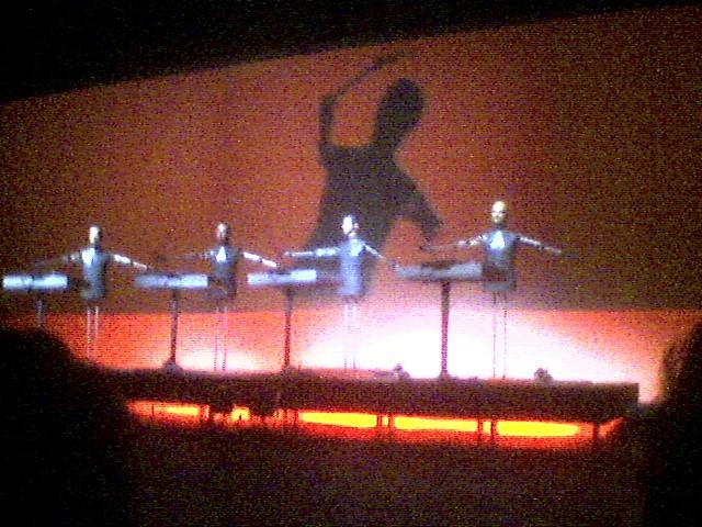 Kraftwerk The Robots